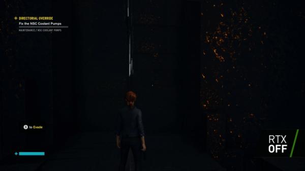 Скриншоты и видео из PC-версии Control — с трассировкой лучей и без6