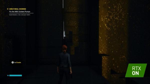 Скриншоты и видео из PC-версии Control — с трассировкой лучей и без7
