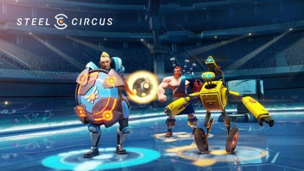 Photo of Steel Circus – космический гандбол с мультиплеером