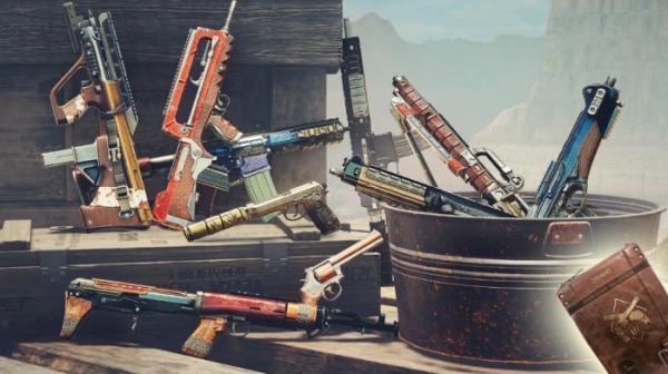 В Rainbow Six Siege запустилось PvP-событие в антураже Дикого Запада0