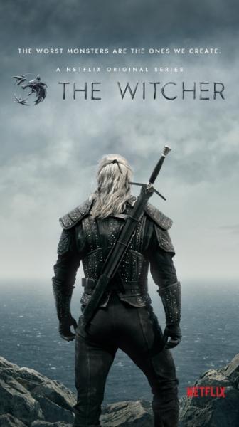 «Ведьмак» от Netflix: официальный постер и первый взгляд на Йеннифэр и Цири6