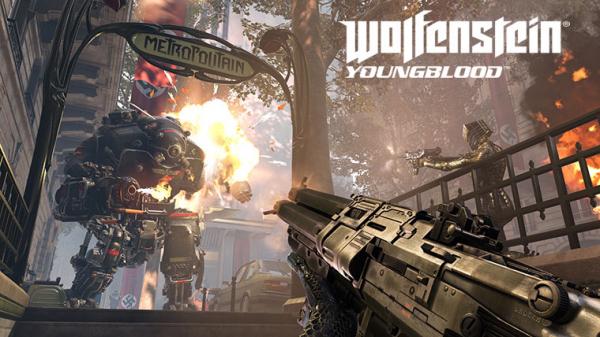 Photo of Wolfenstein Youngblood – игра уже вышла