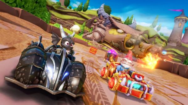 30 августа в Crash Team Racing Nitro-Fueled стартует сезон, посвящённый дракончику Спайро0