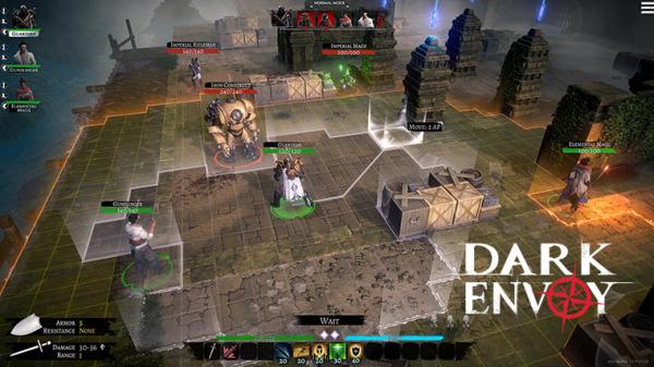 Photo of Dark Envoy – анонс новой стимпанк-игры с PvP