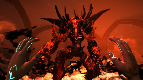 Exorcise The Demons — как Keep Talking and Nobody Explodes, только про изгнание демонов0