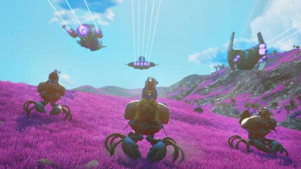 Photo of Инопланетное молоко, партия для 32 человек и хаб-локация — подробности о No Man's Sky Beyond