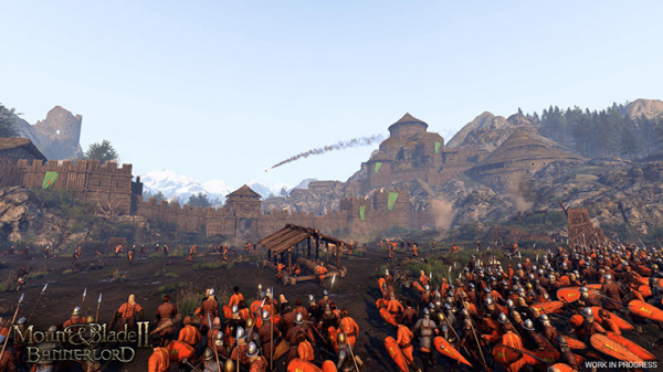 Mount & Blade II Bannerlord0