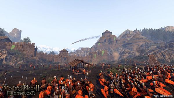 Photo of Mount & Blade II Bannerlord – выйдет в начале 2020