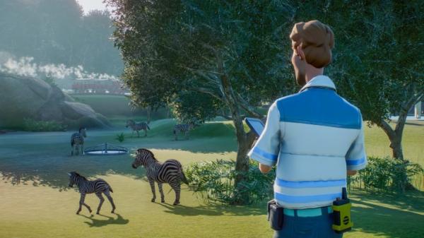 Осенью авторы симулятора зоопарка Planet Zoo проведут бета-тест для предзаказчиков2