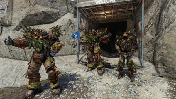 Первый взгляд на Убежище 94 — дебютный рейд в Fallout 761