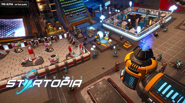 Photo of Spacebase Startopia – симулятор космической базы