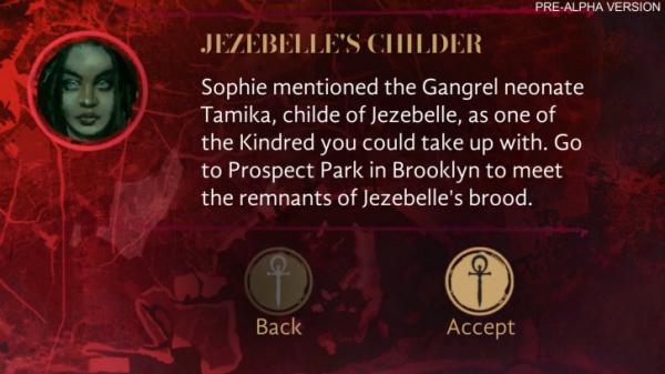 Свежие скриншоты и подробности о визуальной новелле Vampire: The Masquerade — Coteries of New York3