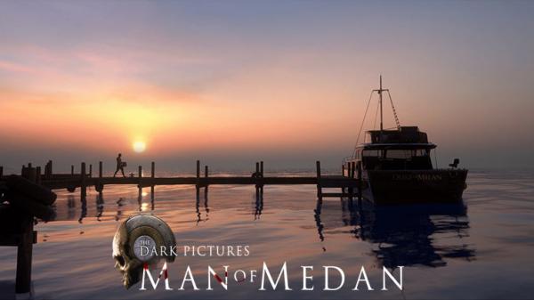 The Dark Pictures Man of Medan0