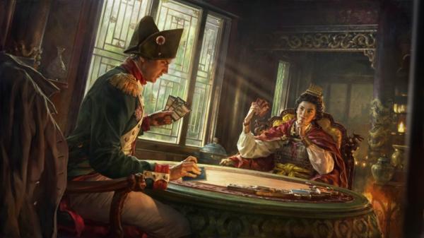 Total War в Китае получит карточную игру и воскресит ARENA0