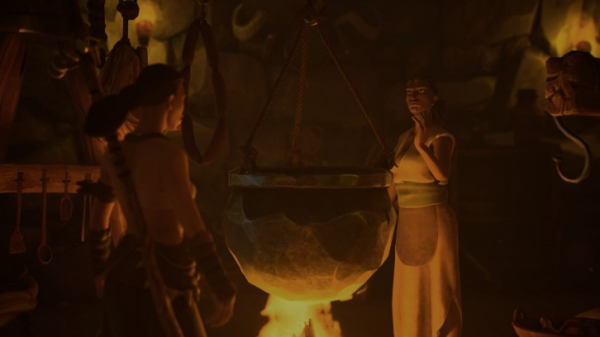 Трейлер и геймплей The Waylanders — кельтской RPG от Криса Авеллона и Инона Зура0