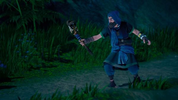 Трейлер и геймплей The Waylanders — кельтской RPG от Криса Авеллона и Инона Зура7
