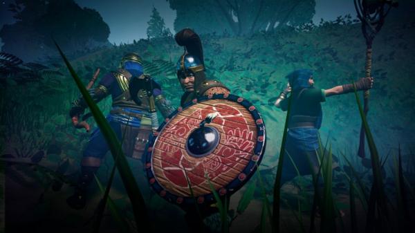 Трейлер и геймплей The Waylanders — кельтской RPG от Криса Авеллона и Инона Зура3