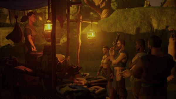 Трейлер и геймплей The Waylanders — кельтской RPG от Криса Авеллона и Инона Зура2