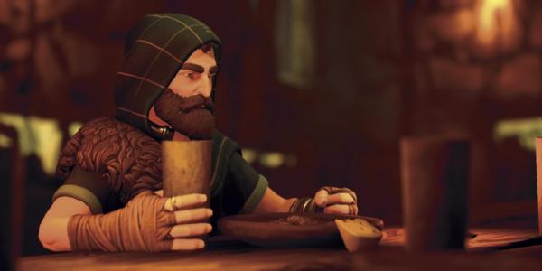 Трейлер и геймплей The Waylanders — кельтской RPG от Криса Авеллона и Инона Зура1