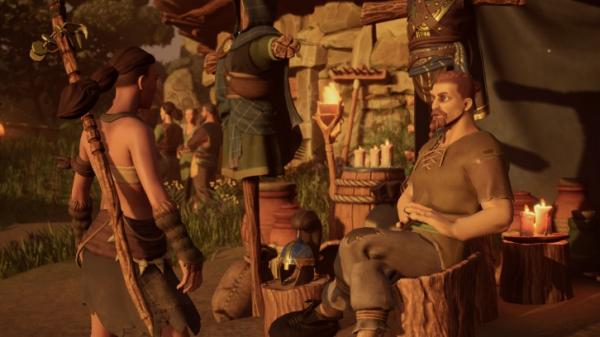 Трейлер и геймплей The Waylanders — кельтской RPG от Криса Авеллона и Инона Зура9