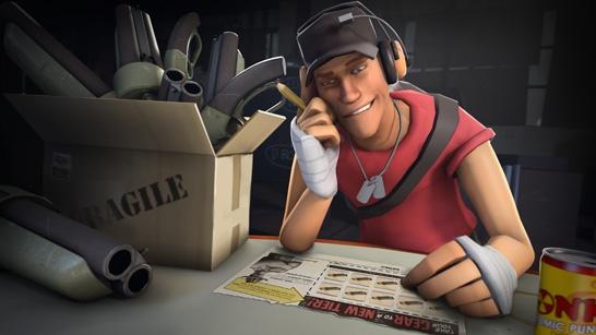 Valve рассказала, как будет побеждать «Великую ящичную депрессию» в Team Fortress 20