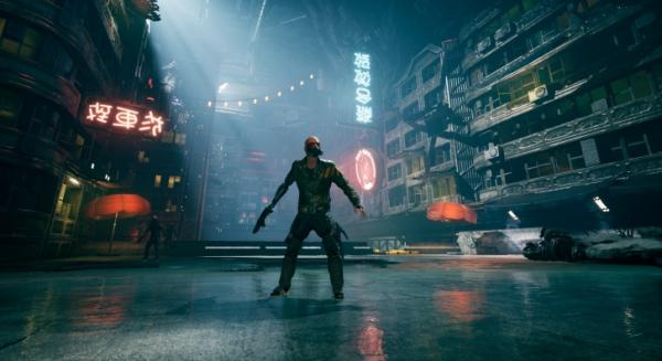 Заходят как-то Mirror's Edge и Hotline Miami в мрачный киберпанк… Пять минут геймплея Ghostrunner0