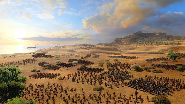 A Total War Saga: TROY0