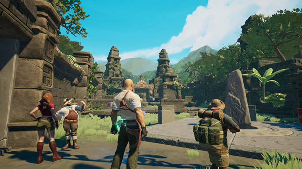 Photo of Jumanji The Video Game – кооперативное приключение