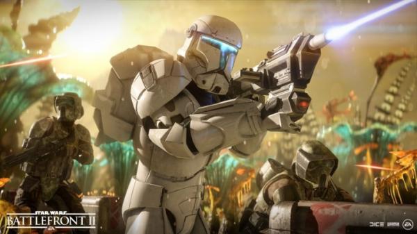 Клоны-коммандос, кооператив на четверых и новая карта — трейлер сентябрьского апдейта для Star Wars Battlefront II0