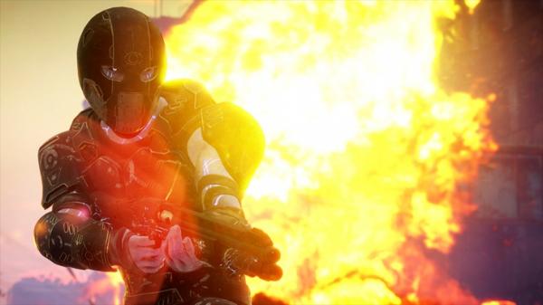 Rise of the Ghosts, первое крупное расширение для Rage 2, выйдет 26 сентября2