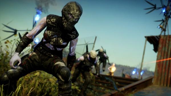 Rise of the Ghosts, первое крупное расширение для Rage 2, выйдет 26 сентября0