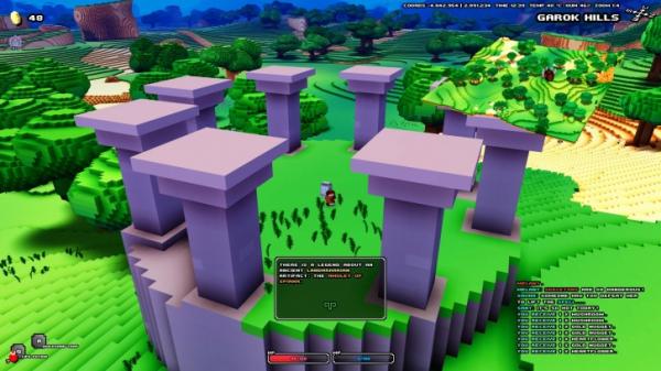 Спустя годы молчания воксельная экшен-RPG Cube World стартует в Steam5