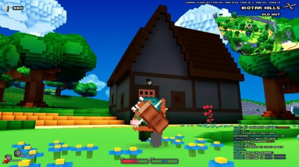 Спустя годы молчания воксельная экшен-RPG Cube World стартует в Steam3