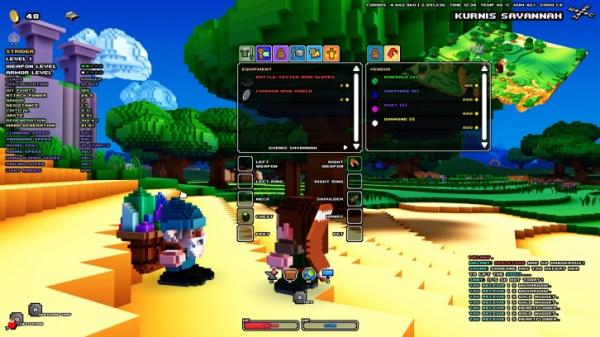 Спустя годы молчания воксельная экшен-RPG Cube World стартует в Steam1