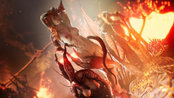 Photo of Свежие скриншоты из игры о соблазнительной дьяволице Succubus
