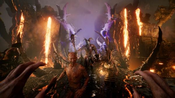Свежие скриншоты из игры о соблазнительной дьяволице Succubus3