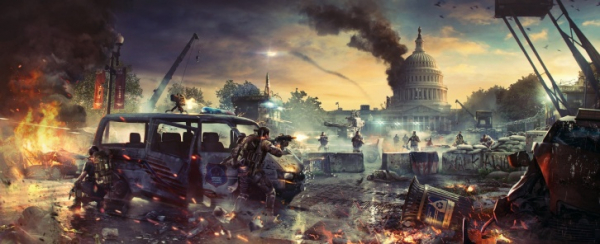 15 октября The Division 2 получит новые сюжетные миссии, командный PvP-режим и массу улучшений0