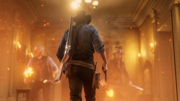 Photo of Анонсирована Red Dead Redemption 2 для PC. Релиз — 5 ноября