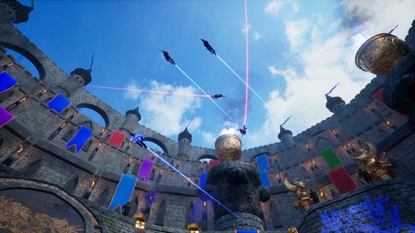 Photo of Broomstick League – веселый спорт из вселенной Гарри Поттера