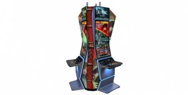 Konami представила ещё один игровой автомат по Silent Hill — теперь для Запада0