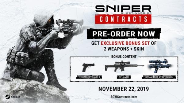 Photo of «Сибирь ждёт» — предрелизный трейлер Sniper: Ghost Warrior Contracts