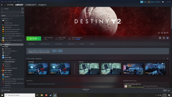 Photo of Steam попросит изменить отрицательный отзыв, если после него вы провели в игре много времени