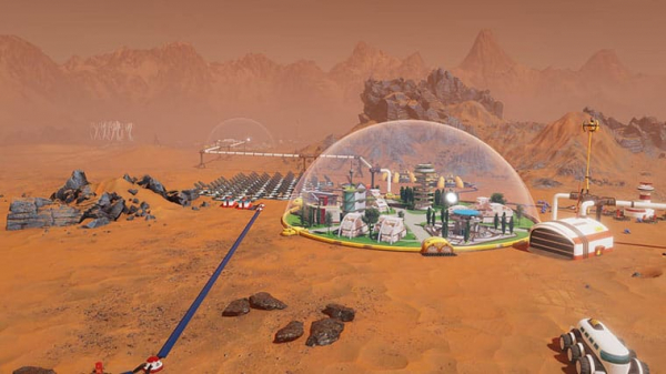 Photo of Surviving Mars – бесплатная раздача игры про выживание