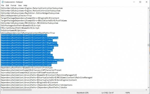 В дополнении с терминатором авторы Mortal Kombat 11 троллят датамайнеров2
