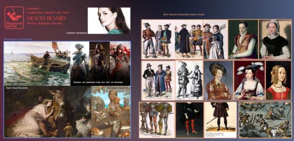 Ассасинка с лицом Энн Хэтэуэй — возможно, в Сети нашли концепт-арт по Fable IV3
