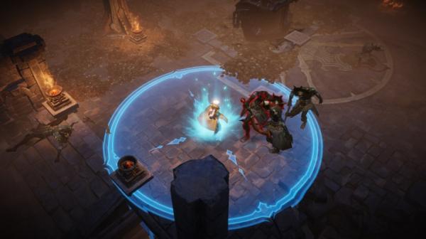 Diablo Immortal — геймплейный трейлер и новые подробности8