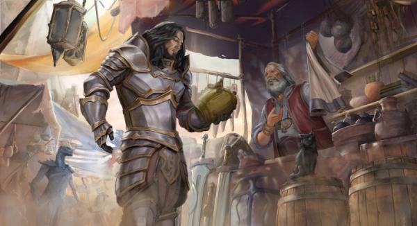 Для Divinity: Original Sin II выпустили третий мешок подарков с геймплейными добавками0
