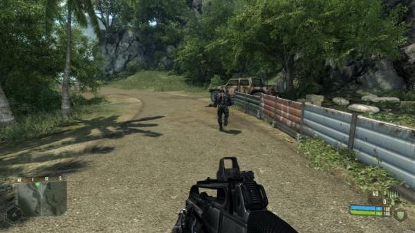 Энтузиасты завершают работу над полноценным кооперативом для Crysis и Crysis Warhead2