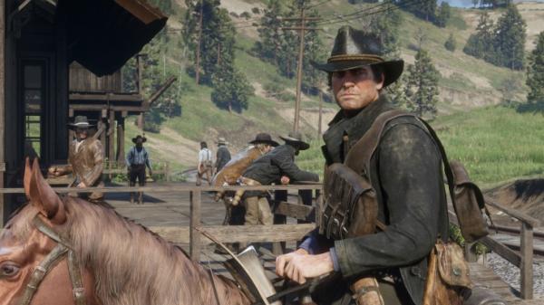 Ещё больше скриншотов из Red Dead Redemption 2 для PC и первые впечатления прессы7