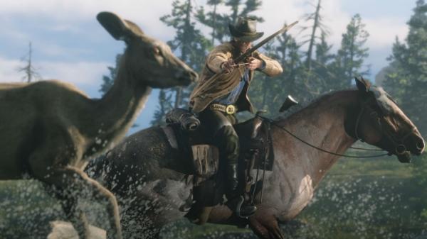 Ещё больше скриншотов из Red Dead Redemption 2 для PC и первые впечатления прессы2